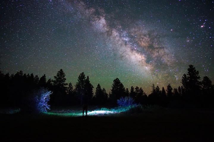 southern Utah Milky Way