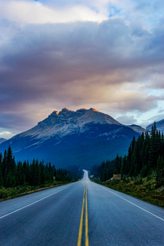 Banff National Park Canada