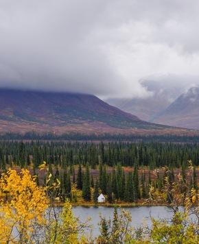 A Frame in Alaska
